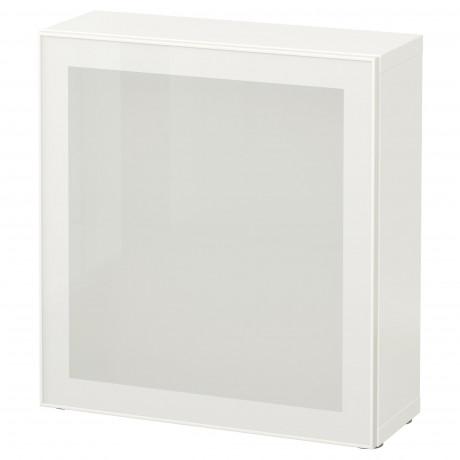 Стеллаж с дверью БЕСТО белый, Лаппвикен белый фото 19