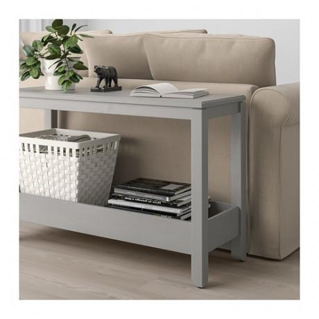 Консольный стол ХАВСТА темно-коричневый фото 2