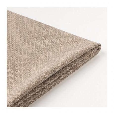 Чехол на диван-кровать с козеткой БАККАБРУ Хильте белый фото 2