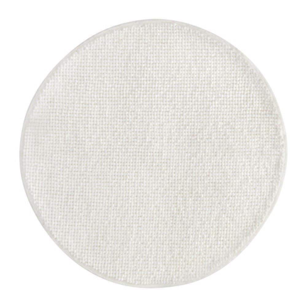 Коврик для ванной БАДАРЕН белый  фото 1