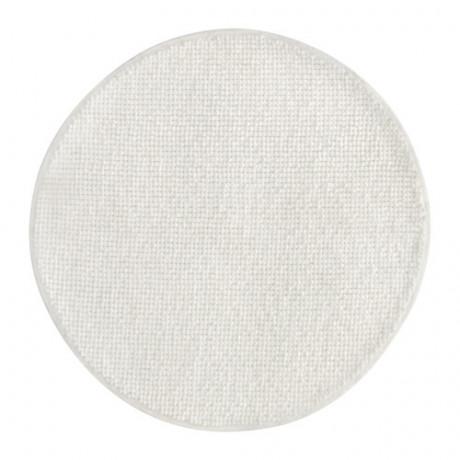 Коврик для ванной БАДАРЕН белый фото 3