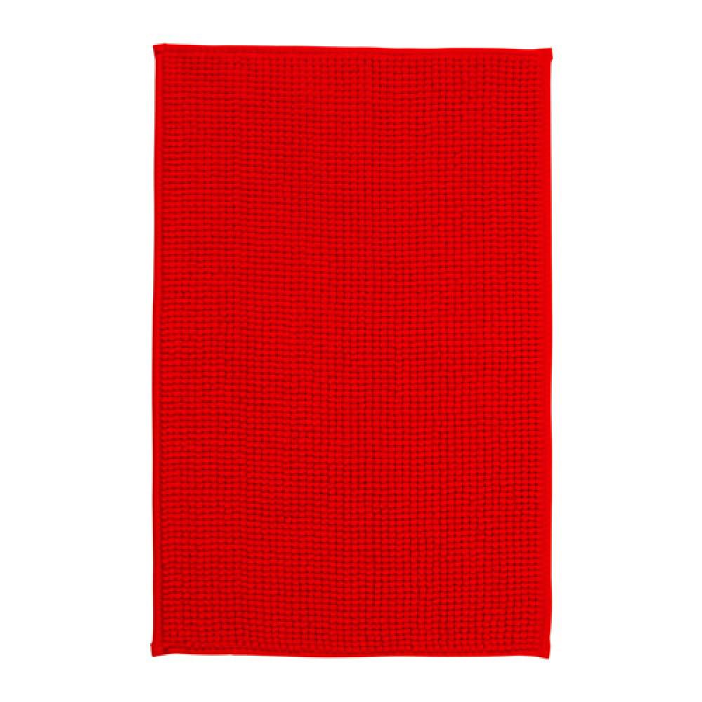 Коврик для ванной БАДАРЕН ярко-красный  фото 1