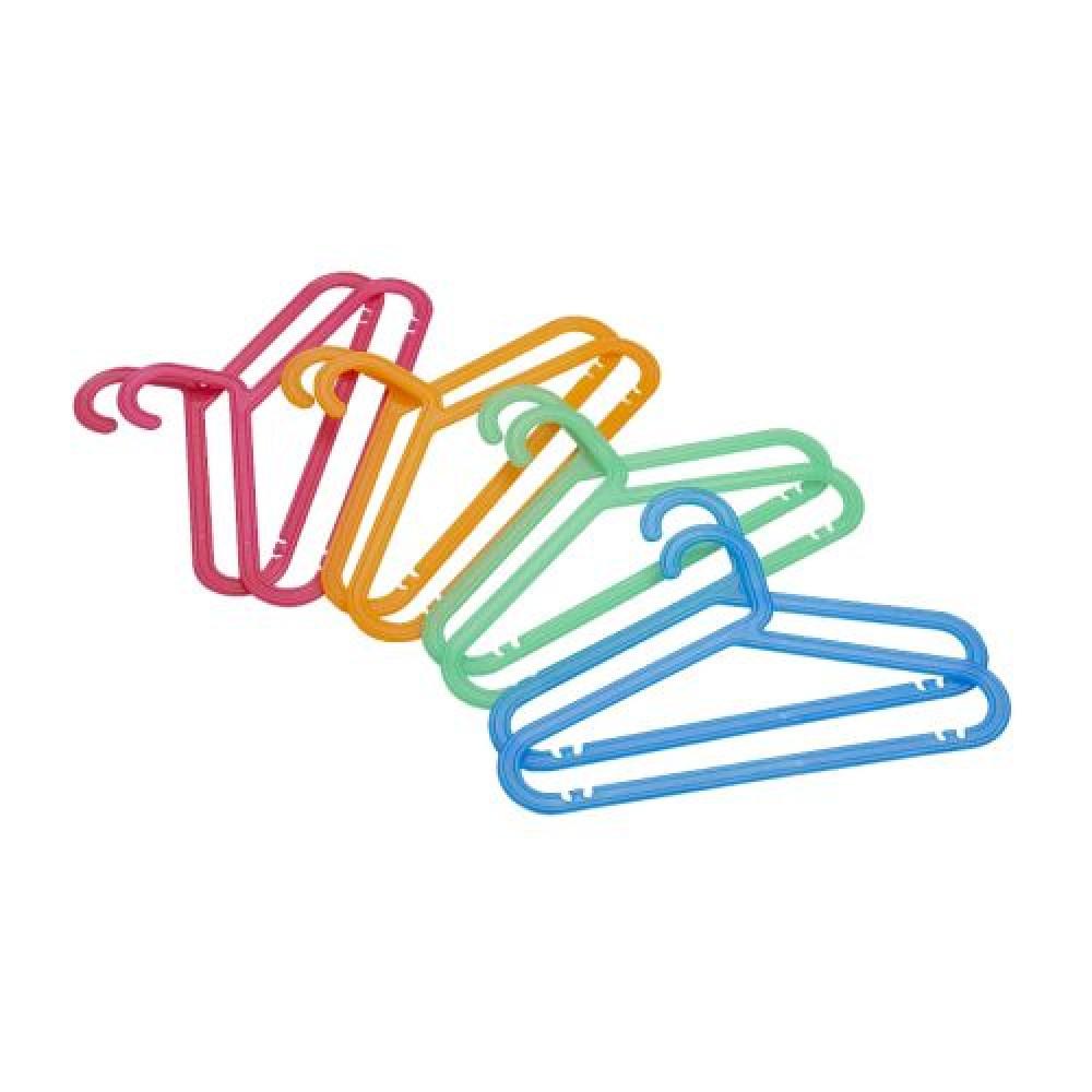 Плечики детские БАГИС разные цвета разные цвета  фото 1