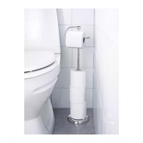 Держатель туалетной бумаги БАЛУНГЕН хромированный фото 4