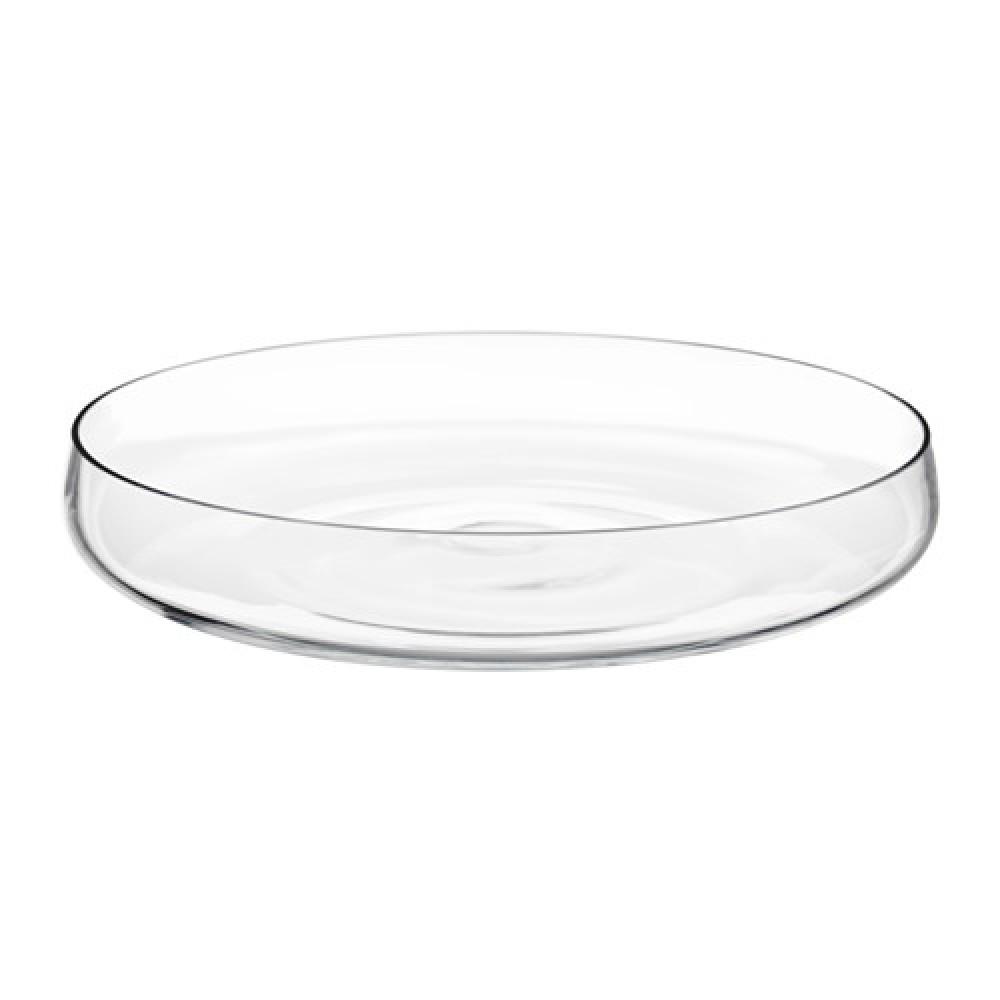 Миска БЕРЭКНА прозрачное стекло  фото 1