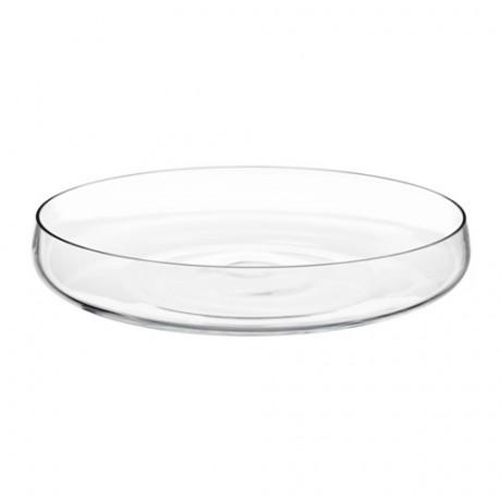 Миска БЕРЭКНА прозрачное стекло фото 3