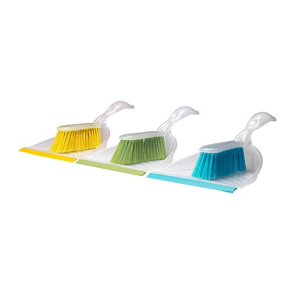 Набор для уборки малый БЛАСКА разные цвета  фото 1