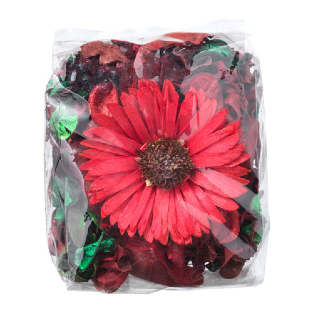Цветочная отдушка ДОФТА ароматический, Красные садовые ягоды красный  фото 1