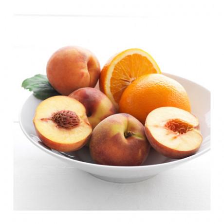 Цветочная отдушка ДОФТА ароматический, Персик и апельсин оранжевый фото 4