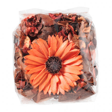 Цветочная отдушка ДОФТА ароматический, Персик и апельсин оранжевый фото 3