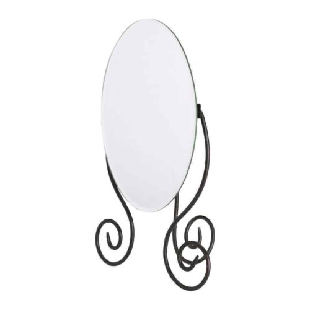 Зеркало настольное МЮКЕН темно-коричневый  фото 1