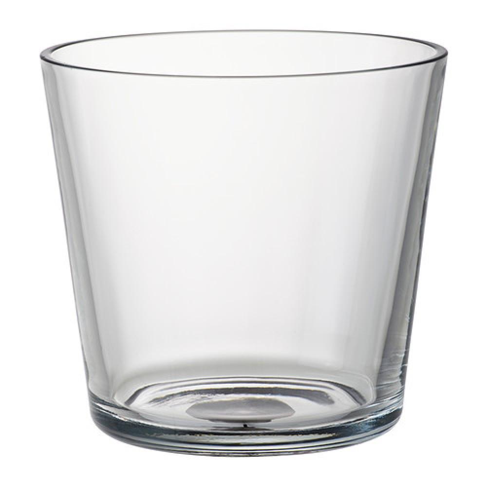 Кашпо ВЭГТОГН прозрачное стекло  фото 1